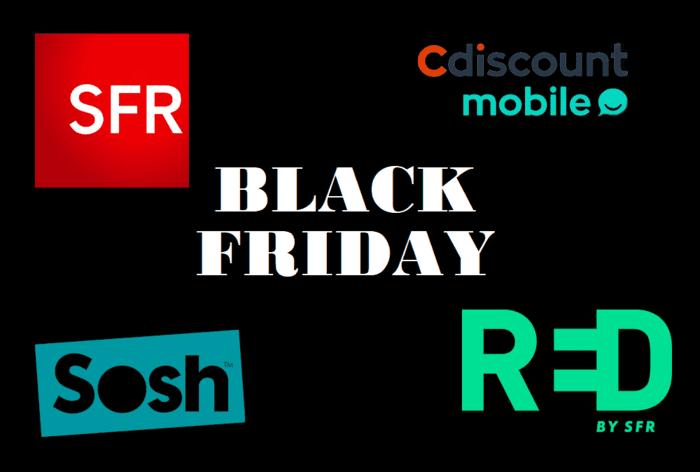 Forfaits Mobiles Black Friday