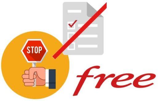Resilier Forfait Free Mobile